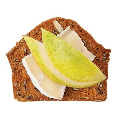 Camembert & Pear